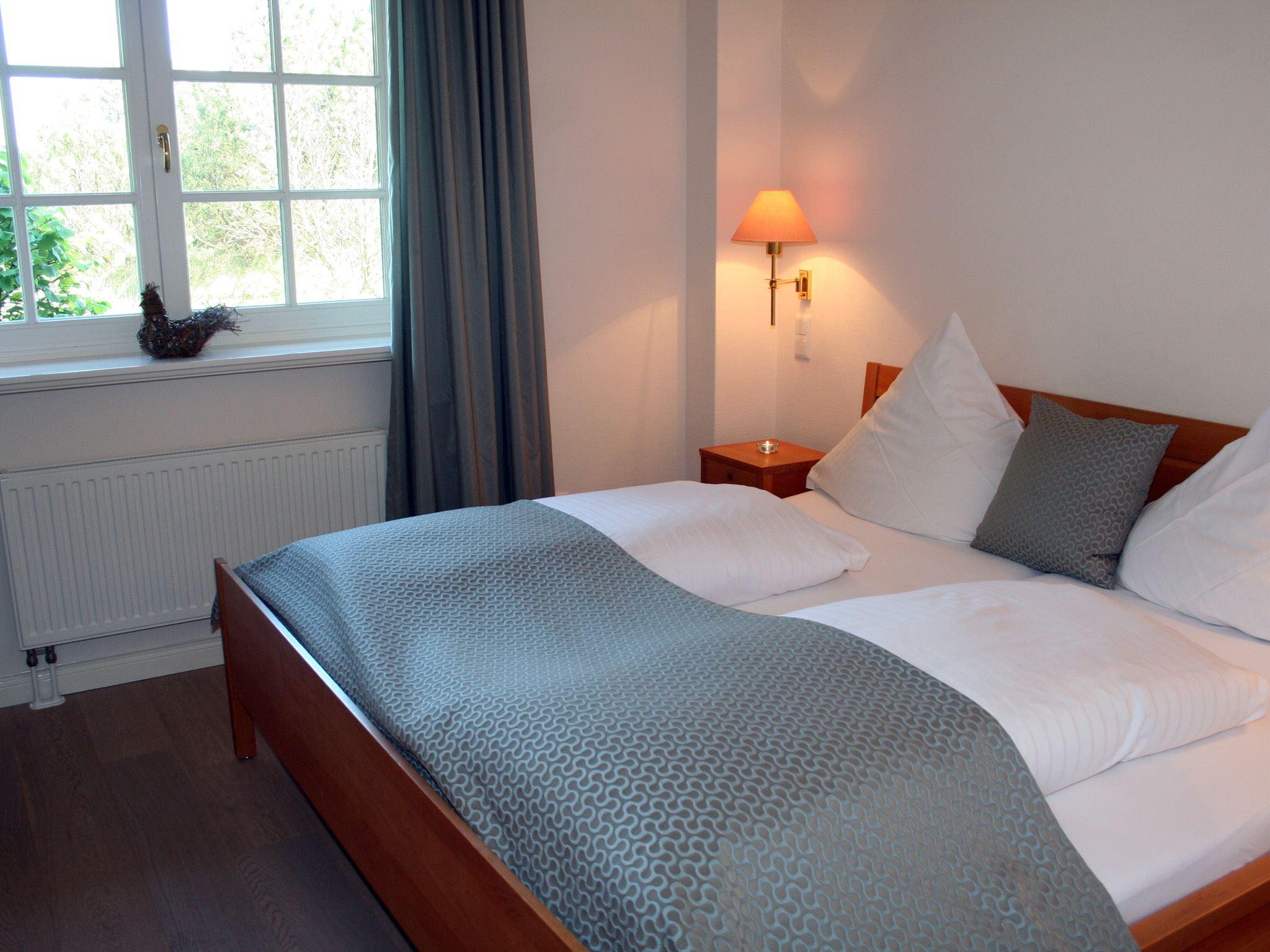 exklusive, strandnahe Ferienwohnung mit 5 DTV Sternen und Sauna - Schlafzimmer 2