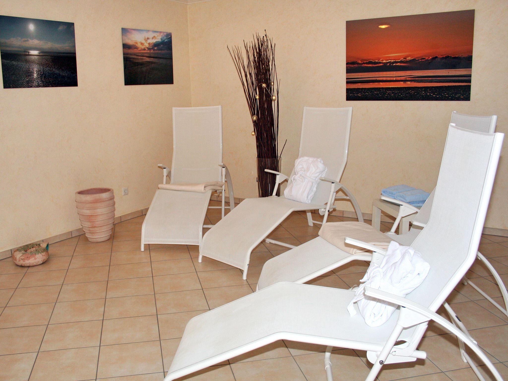 exklusive, strandnahe Ferienwohnung mit 5 DTV Sternen und Sauna/Fittnessraum,Kinderspielplatz Nr. 6a