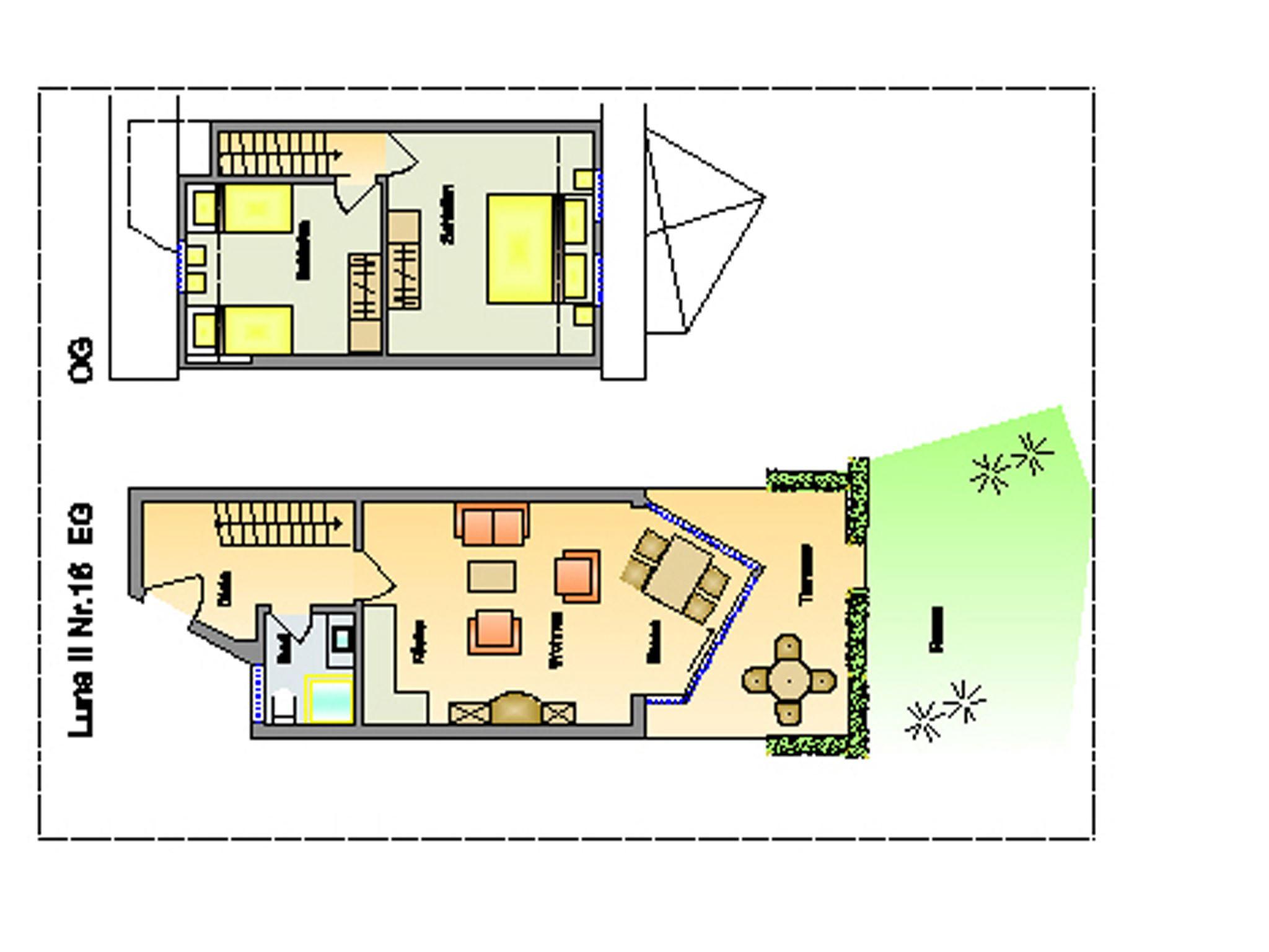 Ferienwohnung in St. Peter-Ording für 2-4 Personen, ruhig und strandnah Luna II Nr. 16