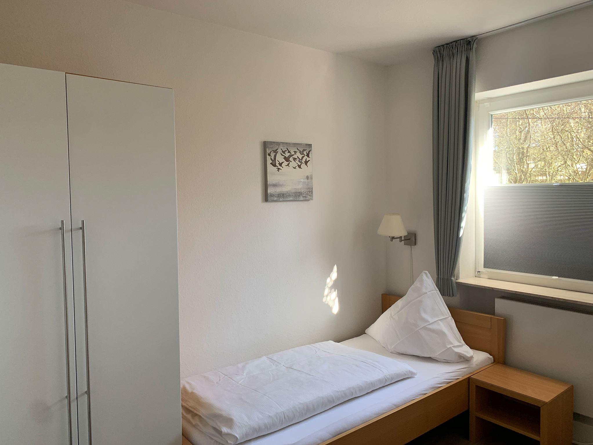 Strandnahes, ruhiges Ferienappartement mit Westterrasse für 2-4 Personen Luna IV Nr. 28